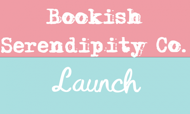 Bookish Serendipity Launch banner